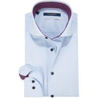 The BLUEPRINT Premium Heren Trendy Heren Overhemd LM