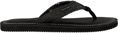 Scotch & Soda Zwarte Scotch & Soda Slippers Cadelli