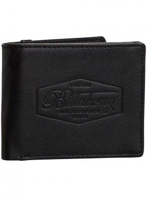 Billabong Walled Wallet zwart