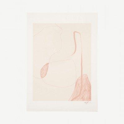 MADE.COM The Poster Club, Nipples, print door Anna Johansson, 70 x 100 cm