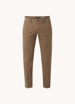 Marc O'Polo Marc O'Polo Tapered fit chino met stretch