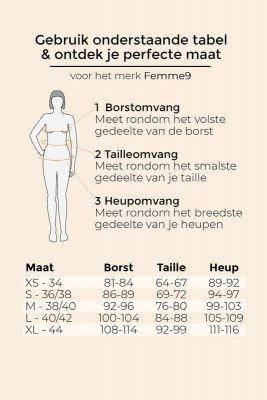 Femme9 Femme9 Blouse Zwart Maci