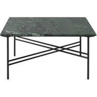 Ailish vierkante salontafel, groen marmer