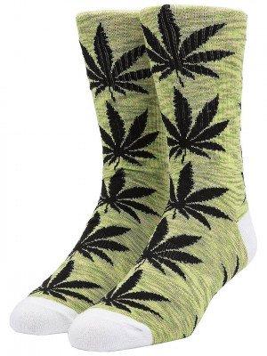 HUF HUF Plantlife Melange Socks groen