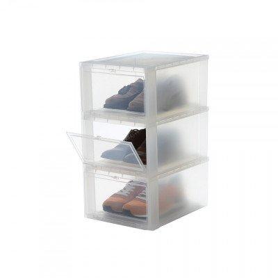 Iris Iris schoenenbox - lage schoenen - 3 stuks