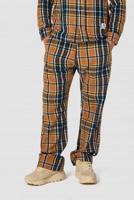 Kings of indigo Kings of Indigo - KNUTE pants Male - Brown
