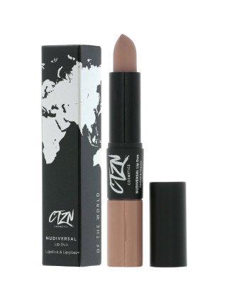 CTZN Cosmetics CTZN Cosmetics - Nudiversal Lip Duo Dubai - 3,5 gr + 5 ml