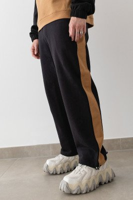 Marcus Butler for nu-in 100% Recycled Colour Block Joggers