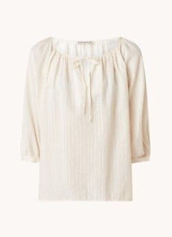 drykorn DRYKORN Liliane tuniek met driekwart mouw