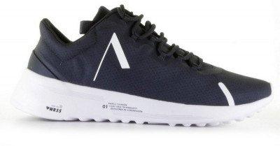 ARKK ARKK Axionn Mesh PWR55 Donkerblauw/Wit Herensneakers