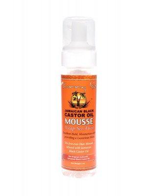 Sunny Isle Sunny Isle Jamaican Black Castor Oil Hair Mousse 7oz Sunny Isle