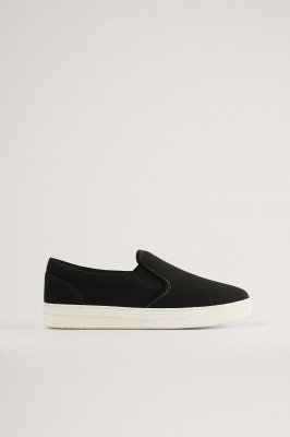 NA-KD Shoes NA-KD Shoes Slip-In Sneakers - Black