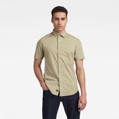 G-Star RAW Dressed Super Slim Shirt - Groen - Heren