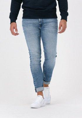 Tommy Jeans Lichtblauwe Tommy Jeans Skinny Jeans Simon Skny Be315 Lbdysd