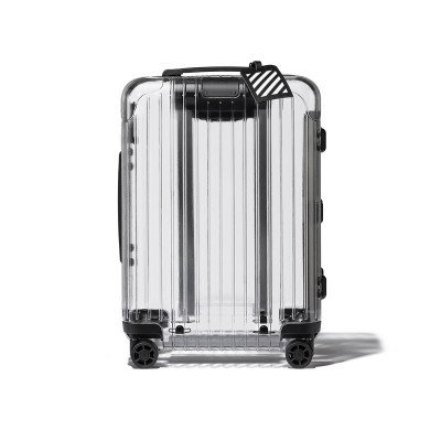 Off-White Off-White x RIMOWA Cabin Suitcase Clear 35L