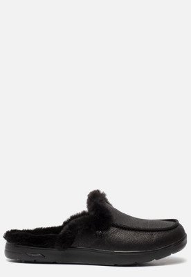 Skechers Skechers Arch Fit Lounge Restful pantoffels zwart