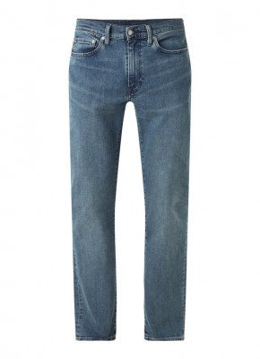 Levi's 514 straight fit jeans met stretch