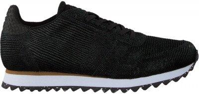 Woden Zwarte Woden Lage Sneakers Ydun Pearl Ii