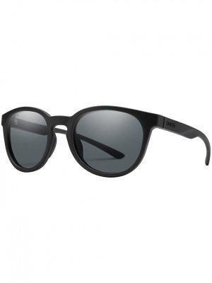 Smith Smith Eastbank Core Matte Black Sunglasses zwart