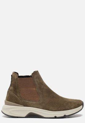 Gabor Gabor Rollingsoft Chelsea boots groen