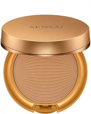 Sensai Sensai Natural Veil Compact Sensai - SILKY BRONZE Bronzer DARK, sc 04