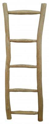 Artistiq Living Artistiq Ladder 'Teak' 150cm