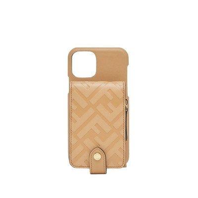 Fendi Cover I-Phone 11 Vit.termosport