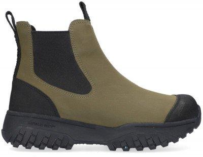 Woden Groene Woden Chelsea Boots Magda