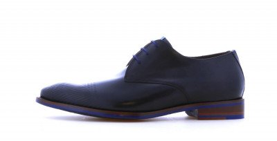 Floris van Bommel Floris van Bommel Floris Dressed Black Calf