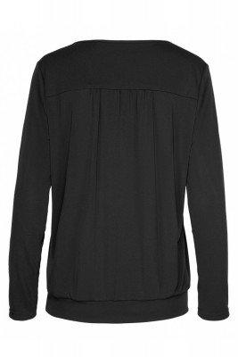 enCo &Co Woman Shirt / Top Zwart Loeke