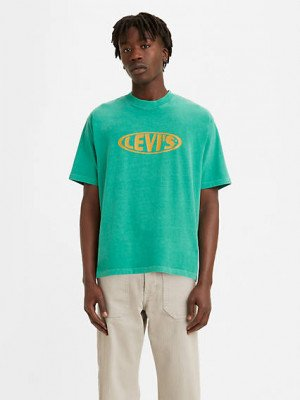Levi's Vintage Graphic T shirt - Groen / Alhambra