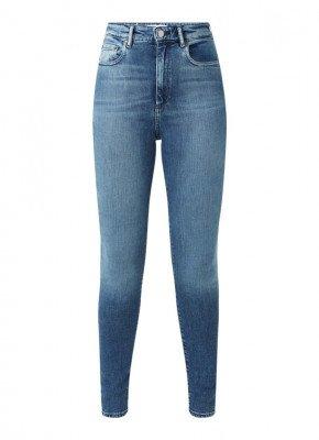 ARMEDANGELS ARMEDANGELS Inga high waist skinny fit jeans met stretch