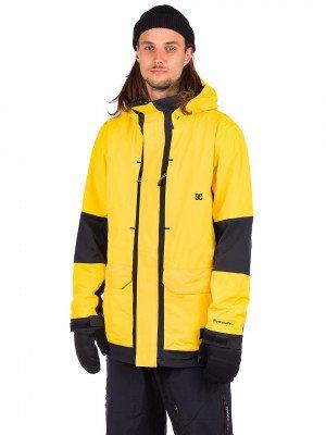 DC DC Command Jacket geel