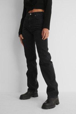 Mango MANGO Jeans - Black