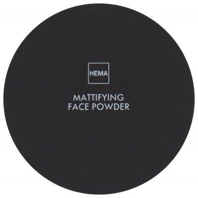 HEMA HEMA Mattifying Face Powder 07 Cool Beige (beige)