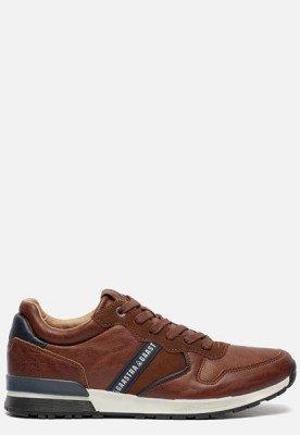 Gaastra Gaastra Rowley sneakers cognac