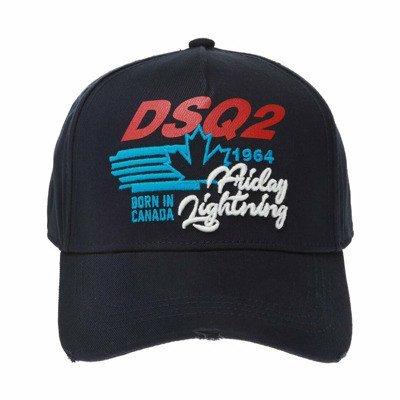 Dsquared2 Baseball cap met logo