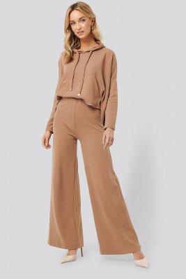 Trendyol Trendyol Trot Trousers - Brown