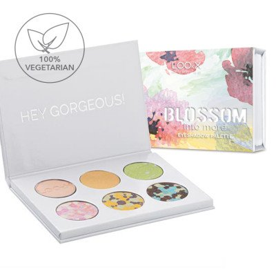 LOOkX LOOkX Eyeshadow palette Blossom into more