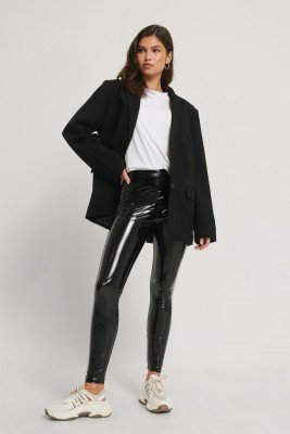 NA-KD Trend NA-KD Trend Legging - Black