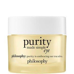 Philosophy Philosophy Purity Philosophy - Purity Made Simple Hydra-bounce Eye Gel