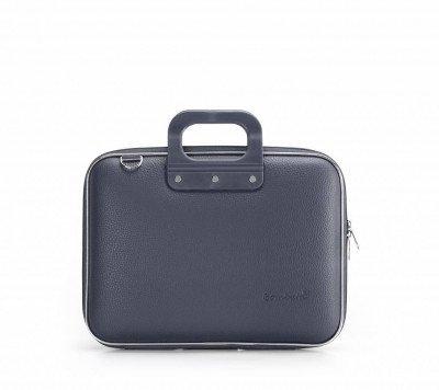 Bombata Bombata Medio Hardcase Laptoptas 13 inch Charcoal Grijs