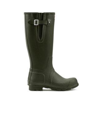 Hunter Boots Men's Original Tall Side Adjustable Wellington Boots
