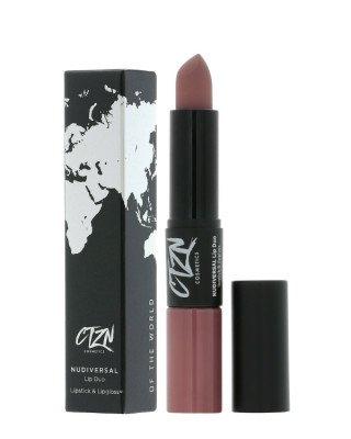 CTZN Cosmetics CTZN Cosmetics - Nudiversal Lip Duo Maldives - 3,5 gr + 5 ml
