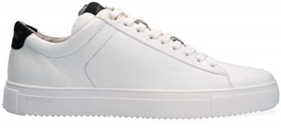 Blackstone Witte Blackstone Lage Sneakers Rm50