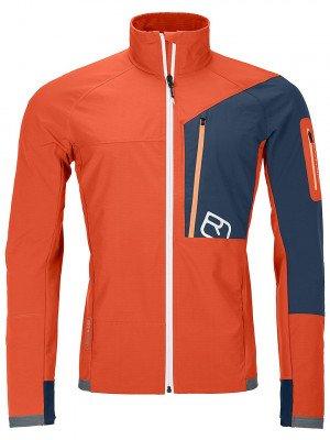 Ortovox Ortovox Berrino Jacket oranje