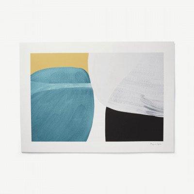 MADE.COM Gap door Berit Mogensen Lopez, print, 50 x 70 cm