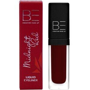 Be Creative Make Up Be Creative Make Up Liquid Eyeliner Red Velvet Be Creative Make Up - Liquid Eyeliner Red Velvet LIQUID EYELINER RED VELVET