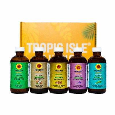Tropic Isle Living Wonderolie uit Jamaica met Lavendel olie - 118 ml Tropic Isle Living