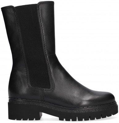 Gabor Zwarte Gabor Chelsea Boots 871.1